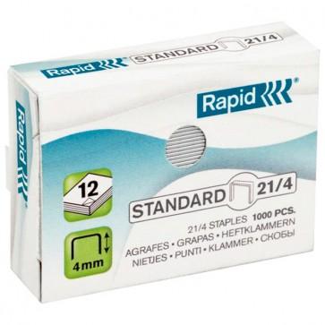 Spajalice strojne br.21/4 pk1000 Standard Rapid 24867600
