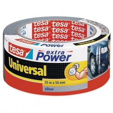 Traka ljepljiva 50mm/25m Power Tape Tesa 56388 srebrna blister