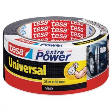 Traka ljepljiva 50mm/25m Power Tape Tesa 56388 crna blister