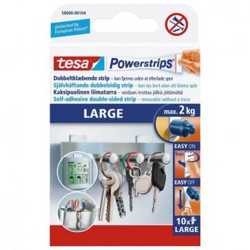 Ljepilo obostrano pk10 Powerstrips Tesa 58000-133
