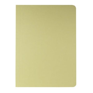 Fascikl klapa prešpan karton A4 Fornax žuti