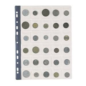Fascikl uložni A4 za kovanice pvc pk10 Favorit 02/6680-01