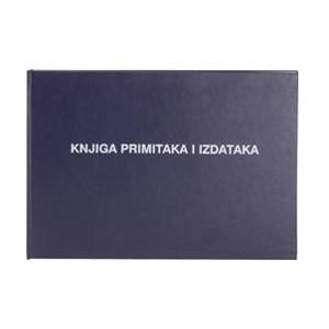 Obrazac I-283 knjiga primitaka i izdataka