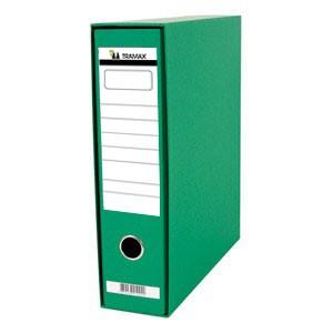 Registrator A4 široki u kutiji Tramax zeleni