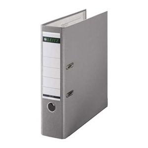 Registrator A4 široki samostojeći 180° Leitz 10105085 sivi