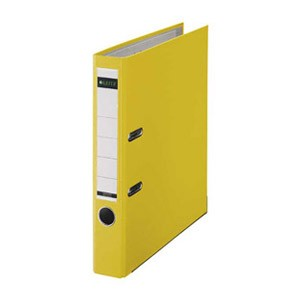 Registrator A4 uski samostojeći 180° Leitz 10155015 žuti