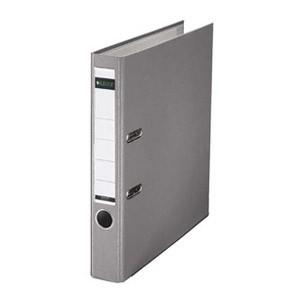 Registrator A4 uski samostojeći 180° Leitz 10155085 sivi