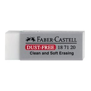 Gumica plastična Faber Castell 187120 dust-free