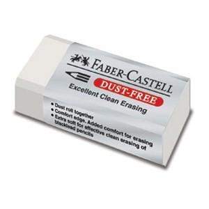 Gumica plastična Faber Castell 187130 dust-free