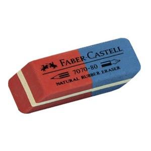 Gumica kaučuk tinta/grafitna 7070-80 Faber Castell 187080