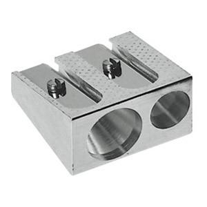 Šiljilo metalno 2 rupe Faber Castell 583400