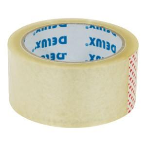 Traka ljepljiva 48mm/66m akrilna FORoffice prozirna