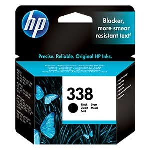 HP C8765EE No.338 - BLACK