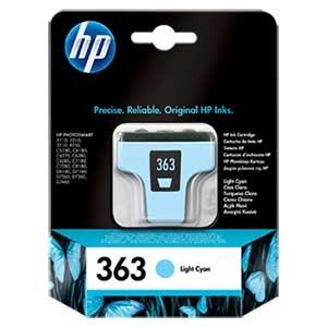 HP C8774EE No.363 - LIGHT CYAN
