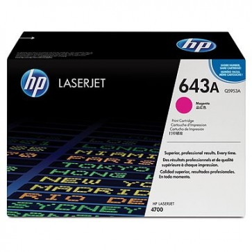 HP Q5953A MAGENTA - 643A