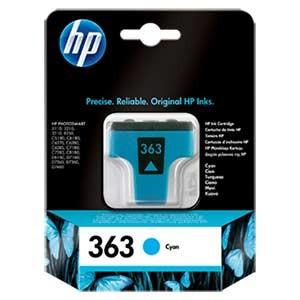 HP C8771EE No.363 - CYAN