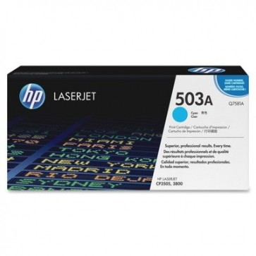 HP Q7581A CYAN - 503A