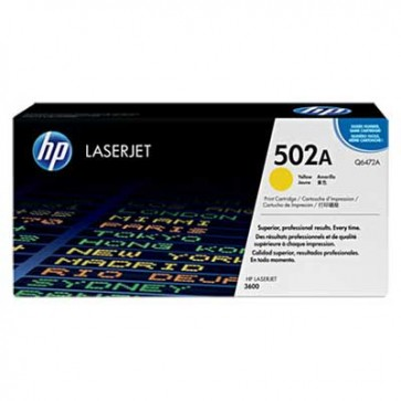 HP Q6472A YELLOW - 501A