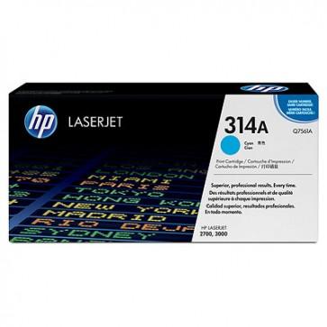 HP Q7561A CYAN - 314A