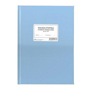 Obrazac G-50 knjiga popisa-maloprodaje KP