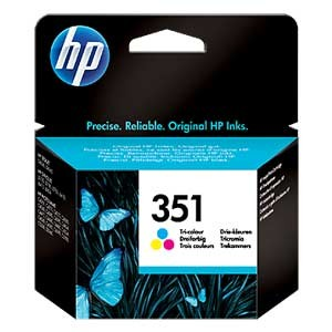 HP CB337EE No.351 - COLOR