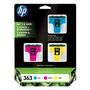 HP CB333EE No.363 - MULTIPACK