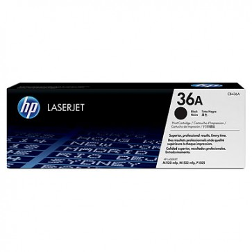 HP CB436A BLACK - 36A