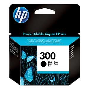 HP CC640EE No.300 - BLACK