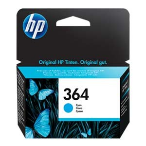HP CB318EE No.364 - CYAN
