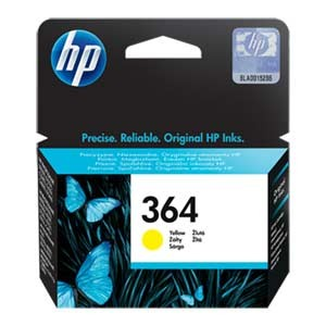 HP CB320EE No.364 - YELLOW