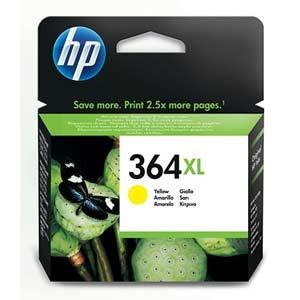 HP CB325EE No.364XL - YELLOW
