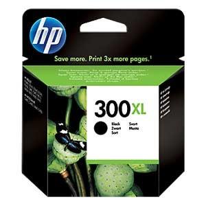 HP CC641EE No.300XL - BLACK
