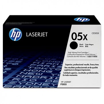 HP CE505X BLACK - 05X