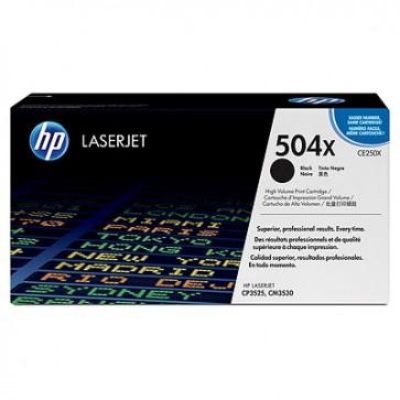 HP CE250X BLACK CM3530 - 504X