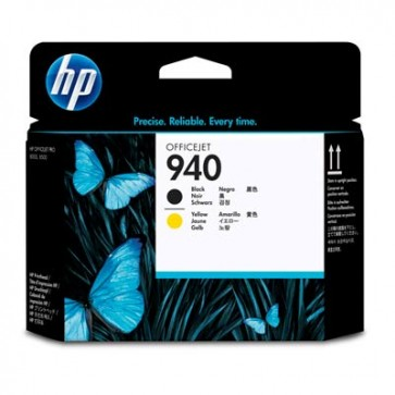 HP C4900A No.940 PRINTHEAD - BLACK+YELLOW