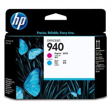 HP C4901A No.940 PRINTHEAD - MAGENTA+CYAN