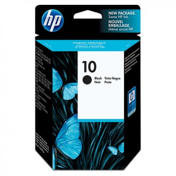 HP C4844A No.10 - BLACK
