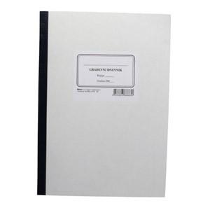 Obrazac H-10 građevinski dnevnik