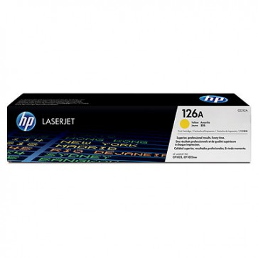 HP CE312A YELLOW CP1025 - 126A
