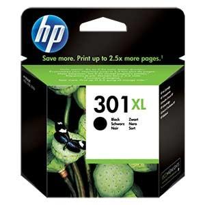 HP CH563EE No.301XL - BLACK