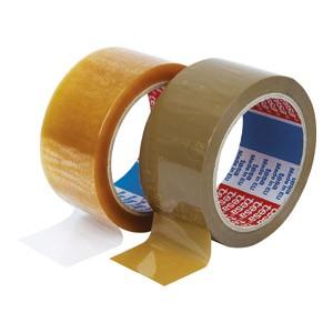 Traka ljepljiva 48mm/66m solvent Tesa prozirna
