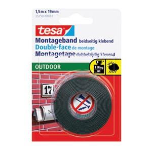 Traka ljepljiva obostrana 19mm/1,5m spužvasta Outdoor Tesa blister