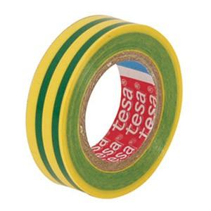 Traka izolir 15mm/10m Tesa 53947-4 zeleno-žuta