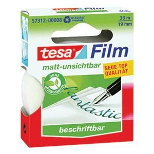 Traka ljepljiva nevidljiva 19mm/33m Tesafilm-eko Tesa 57312