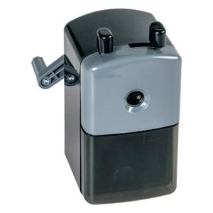 Šiljilo stolno mehaničko Color Code Brunnen 10-29872 90 crno