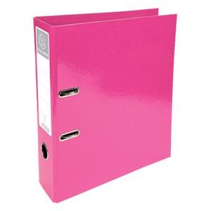 Registrator A4 široki samostojeći Iderama Exacompta 53624E pink