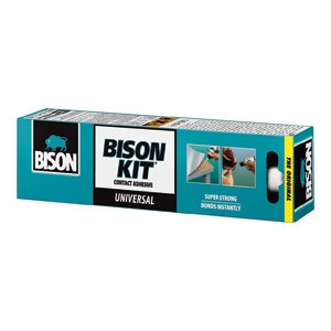 Ljepilo Bison Kit 140ml Bison blister