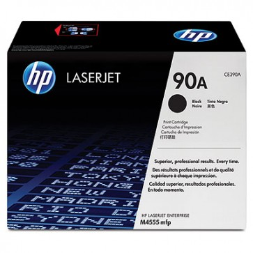 HP CE390A BLACK - 90A