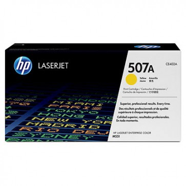HP CE402A YELLOW - 507A