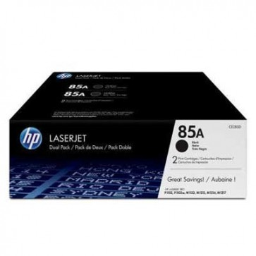 HP CE285AD 2-pack BLACK - 85A